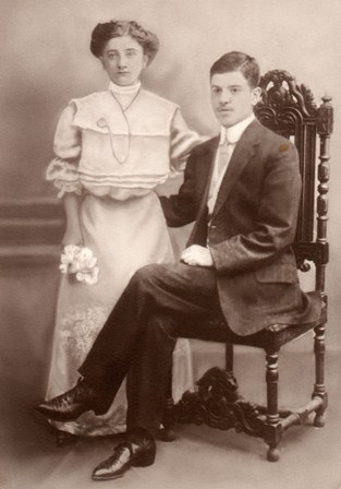 Freida and Joseph Mmissry